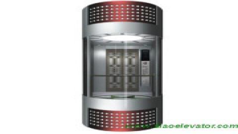 High Quality Panoramic Elevator