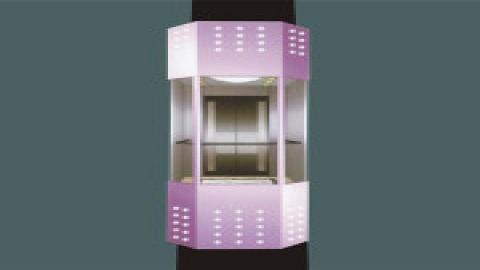 High Quality Panoramic Lift