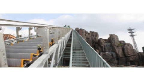 DIAO Escalator with Low noise